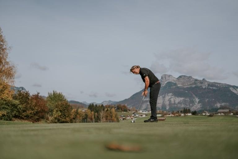 DIE WASNERIN_Golf mit Loserblick_Tina Reiter